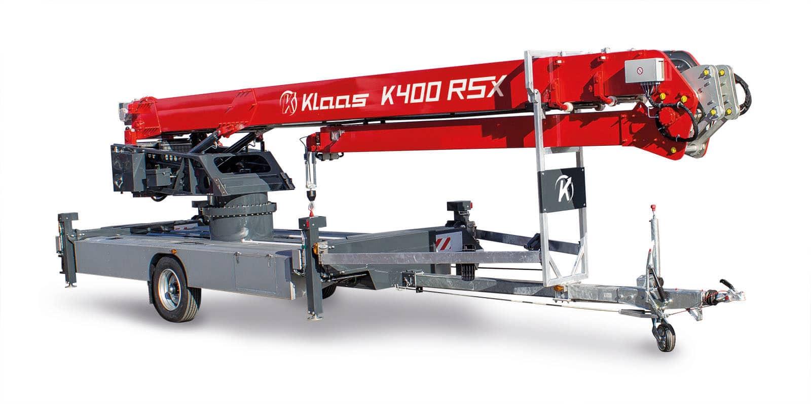 Klaas K400RSX